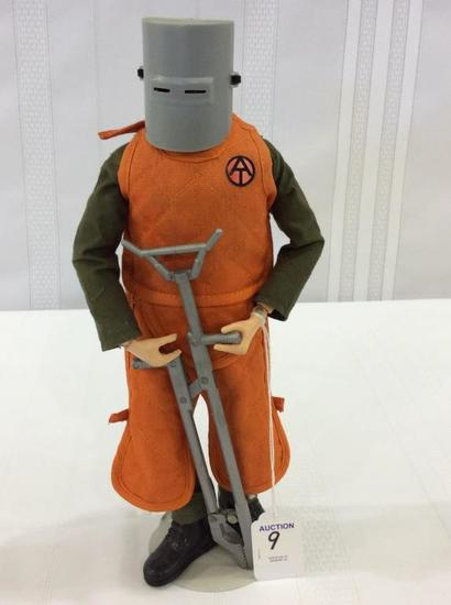 Vintage 1964 GI Joe Figure
