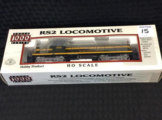 Proto 1000 Series RS2 HO Scale Locomotive