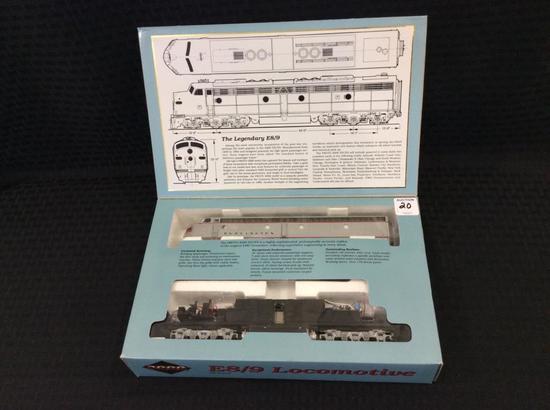Proto 2000 Series HO Scale E8/9 Locomotive-NIB