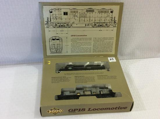 Proto 2000 Series HO Scale GP18 Locomotive