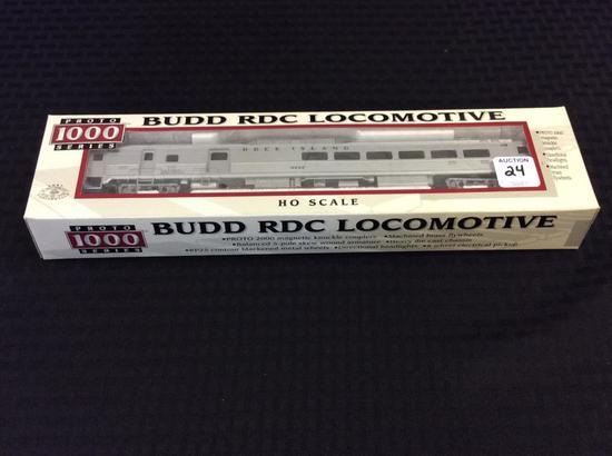 Proto 1000 Series HO Scale Budd RDC Locomotive