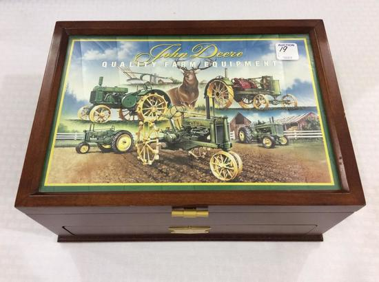 John Deere Valet Box by Danbury Mint