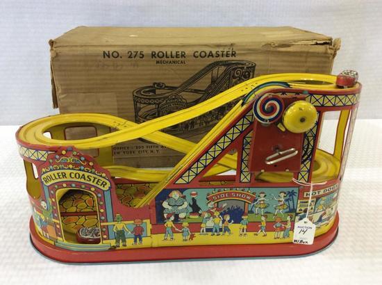 Vintage Chein #275 Mechanical Wind Up Roller