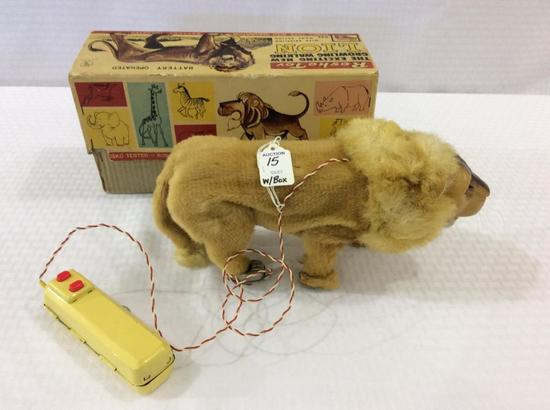 Rosko Toys Battery Operated Growling & Walking