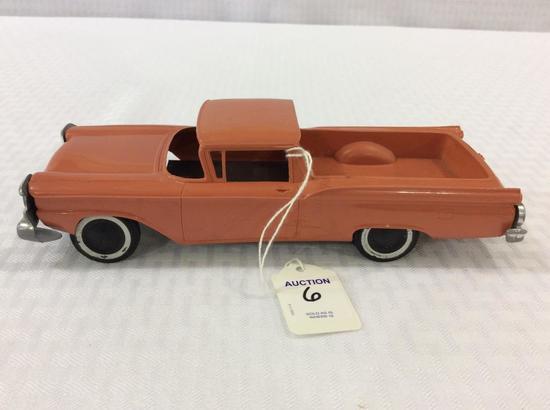 Unknown Vintage Toy Car