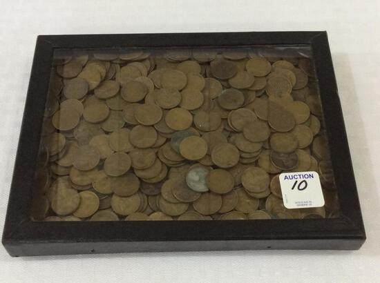 Collection of Approx. 750 Wheat Pennies