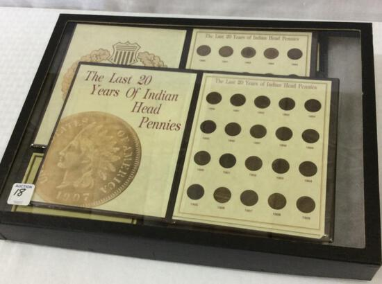 Collection of Penny Sets Including