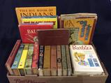 Group of Children's Books Including Antique