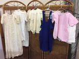 Lot of 8 Vintage Clothing Including