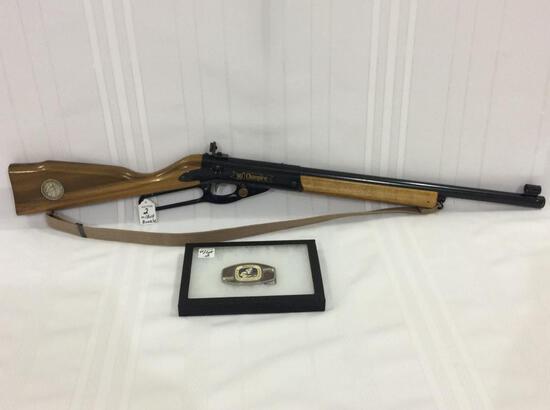 Daisy #99 Champion Lever Action BB Gun
