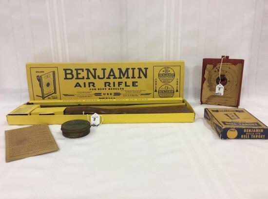 Benjamin Franklin  Super Single Shot .22 Cal