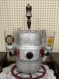 Unusual Custom Design 4 Light Beer Lamp-Made