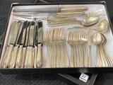 Set of International Sterling Silver Flatware-