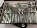 Set of Pfaltzgraff Flatware-Service for 8