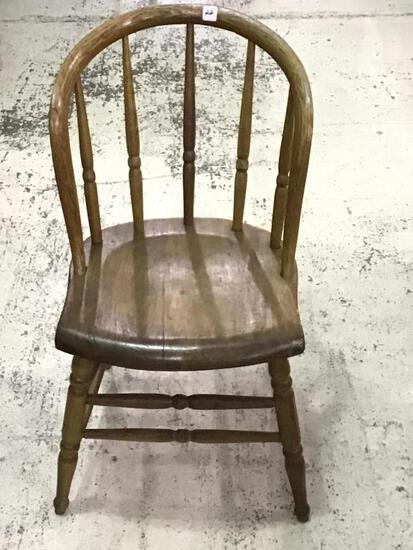 Primitive Bentwood Chair (Approx. 32