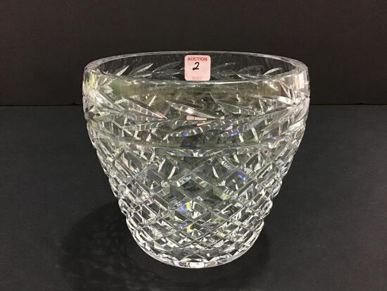 Waterford Crystal Vase (6 Inches Tall-