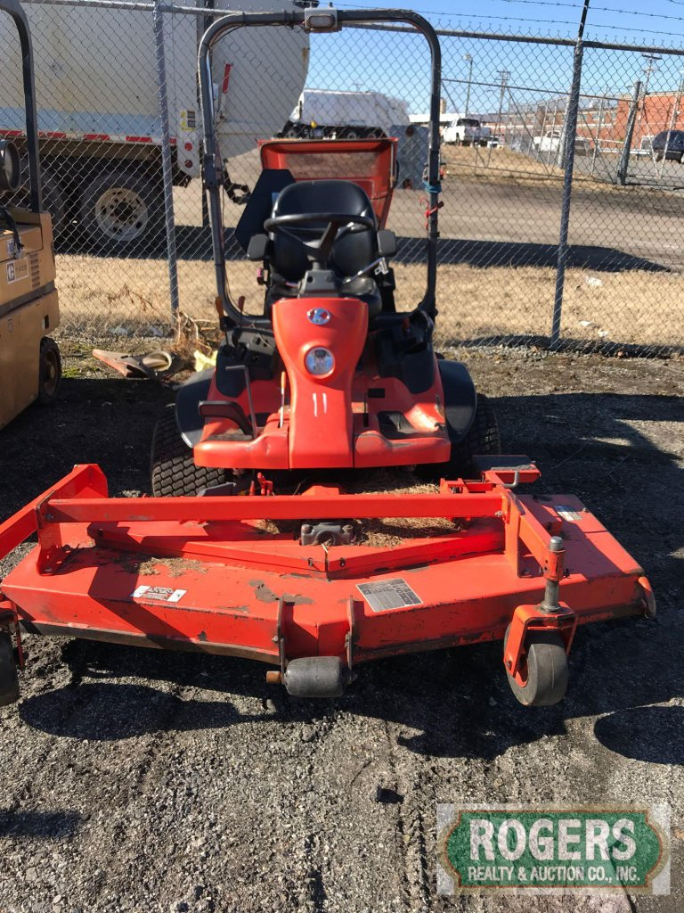 2011, KUBOTA, OUT FRONT MOWER