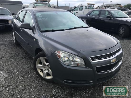 2008 Chevrolet Malibu LS, 113823 miles, 1G1ZG57N484278396