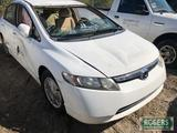 2006 - HONDA -CIVIC HYBRID