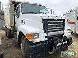 2004 - STERLING REAR LOADER REFUSE TRUCK -LT9500
