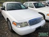 2007 - FORD -CROWN VICTORIA