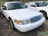 2008 - FORD -CROWN VICTORIA