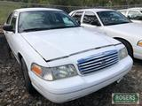 2003 - FORD -CROWN VICTORIA