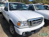 2011 - FORD -RANGER PICKUP