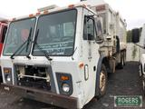 2009 - MACK SIDE LOADER REFUSE TRUCK -LEU613