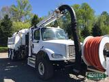 2009 FREIGHTLINER COMBINATION SEWER TRUCK