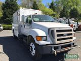 2006 FORD UTILITY TRUCK