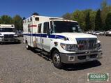 2013 International Ambulance