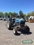 2001 NEW HOLLAND UTILITY TRACTOR