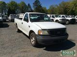 2002 FORD PICKUP TRUCK