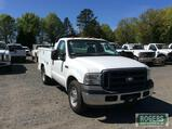 2007 FORD UTILITY TRUCK