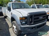 2010 FORD UTILITY TRUCK