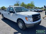 2013 FORD PICKUP TRUCK