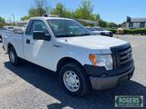 2012 FORD PICKUP TRUCK