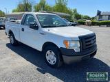 2009 FORD PICKUP TRUCK