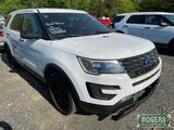 2016 FORD MID SIZE SUV