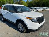 2014 FORD MID SIZE SUV