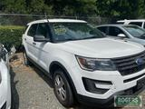 2017 FORD EXPLORER INTR MID SIZE SUV