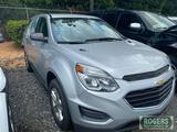 2017 CHEVROLET EQUINOX MID SIZE SUV