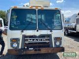 2009 MACK LEU613 AUTOMATED REFUSE TRUCK
