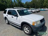 2005 FORD EXPLORER MID SIZE SUV