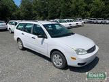 2007 FORD FOCUS SW SMALL STATION WAGON