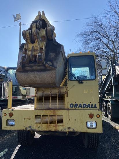 2001 GRADALL XL4100