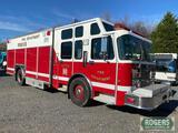 1999 SPARTAN RESERVE FIRE RESCUE TRUCK