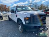 2010 FORD F-250 C/C