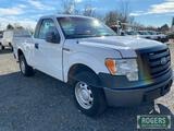 2011 FORD F-150 PICK UP TRUCK